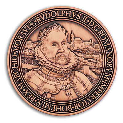 Rudolf II. Geocoin - Limited Edition Set - 6