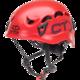 Helmet Climbing Technology GALAXY, Red