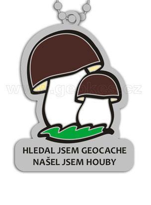 timeless design d722b a1041 Geokes.com - Czech DNF travel tag - geocaching   geocoin shop